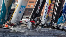 Extreme Sailing Series: salta l&#8217;evento di Trapani