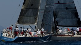 Eolian Sailing Week: spettacolo a Salina
