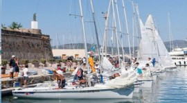 Volvo Cup &#8211; Campionato Nazionale Laser Sb3: pronti a salpare nella rada di Alghero