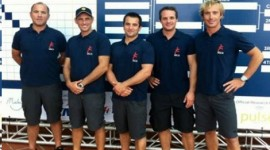 World Match Racing Tour 2011: Monsoon Cup, day 2. Bruni in seconda posizione, il video di giornata