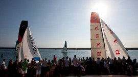 Extreme Sailing Series: in Spagna vince Alinghi. Luna Rossa prima nel circuito