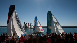 Extreme Sailing Series &#8211; Act 8: regata tecnica di fronte a migliaia di spettatori ad Alemeria