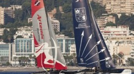 Extreme Sailing Series: Groupe Edmond de Rothschild trionfa a Nizza